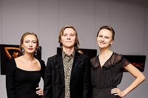 Выставка Александра Акуционка