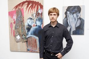 Выставка Андрея Анро