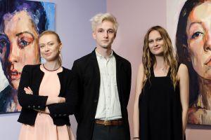 Выставка Ильи Спринджука