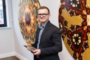 Выставка Александра Некрашевича