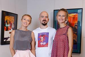 Выставка Павла Омелюсика