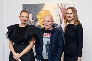 Выставка Игоря Тишина