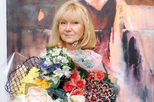 Выставка Натальи Залозной